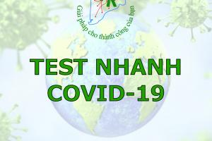 Test nhanh covid-19